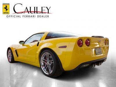 Used 2008 Chevrolet Corvette Z06 Used 2008 Chevrolet Corvette Z06 for sale Sold at Cauley Ferrari in West Bloomfield MI 8