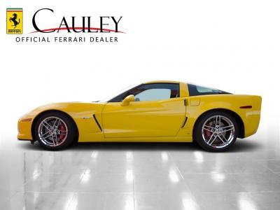 Used 2008 Chevrolet Corvette Z06 Used 2008 Chevrolet Corvette Z06 for sale Sold at Cauley Ferrari in West Bloomfield MI 9