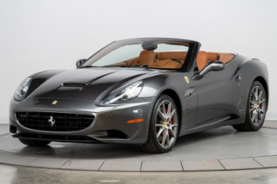 Used 2010 Ferrari California Used 2010 Ferrari California for sale Sold at Cauley Ferrari in West Bloomfield MI 10