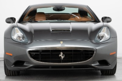 Used 2010 Ferrari California Used 2010 Ferrari California for sale Sold at Cauley Ferrari in West Bloomfield MI 11