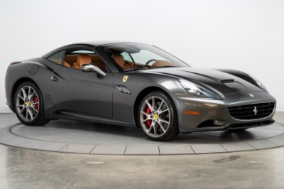 Used 2010 Ferrari California Used 2010 Ferrari California for sale Sold at Cauley Ferrari in West Bloomfield MI 12