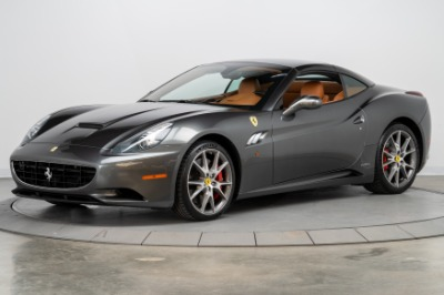 Used 2010 Ferrari California Used 2010 Ferrari California for sale Sold at Cauley Ferrari in West Bloomfield MI 18