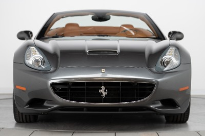Used 2010 Ferrari California Used 2010 Ferrari California for sale Sold at Cauley Ferrari in West Bloomfield MI 3