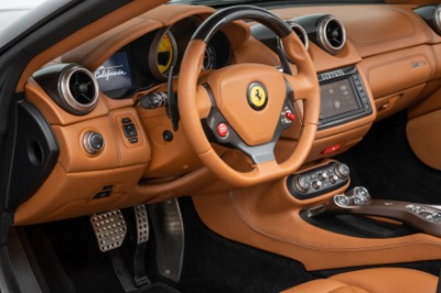 Used 2010 Ferrari California Used 2010 Ferrari California for sale Sold at Cauley Ferrari in West Bloomfield MI 35