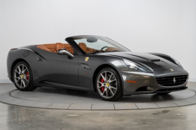 Used 2010 Ferrari California Used 2010 Ferrari California for sale Sold at Cauley Ferrari in West Bloomfield MI 4
