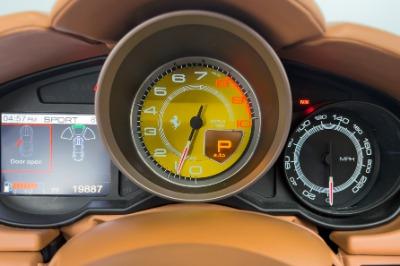 Used 2010 Ferrari California Used 2010 Ferrari California for sale Sold at Cauley Ferrari in West Bloomfield MI 42