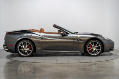 Used 2010 Ferrari California Used 2010 Ferrari California for sale Sold at Cauley Ferrari in West Bloomfield MI 5