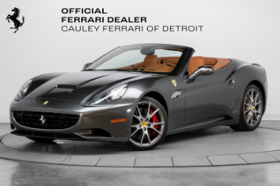 Used 2010 Ferrari California Used 2010 Ferrari California for sale Sold at Cauley Ferrari in West Bloomfield MI 1