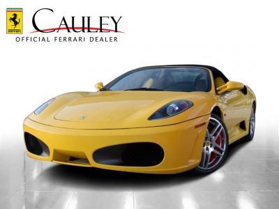 Used 2008 Ferrari F430 Spider Used 2008 Ferrari F430 Spider for sale Sold at Cauley Ferrari in West Bloomfield MI 10