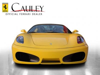 Used 2008 Ferrari F430 Spider Used 2008 Ferrari F430 Spider for sale Sold at Cauley Ferrari in West Bloomfield MI 11