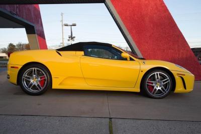 Used 2008 Ferrari F430 Spider Used 2008 Ferrari F430 Spider for sale Sold at Cauley Ferrari in West Bloomfield MI 13