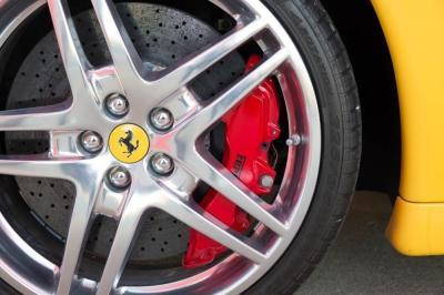 Used 2008 Ferrari F430 Spider Used 2008 Ferrari F430 Spider for sale Sold at Cauley Ferrari in West Bloomfield MI 22