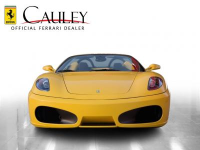 Used 2008 Ferrari F430 Spider Used 2008 Ferrari F430 Spider for sale Sold at Cauley Ferrari in West Bloomfield MI 3