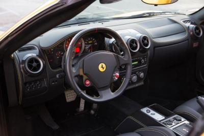 Used 2008 Ferrari F430 Spider Used 2008 Ferrari F430 Spider for sale Sold at Cauley Ferrari in West Bloomfield MI 31
