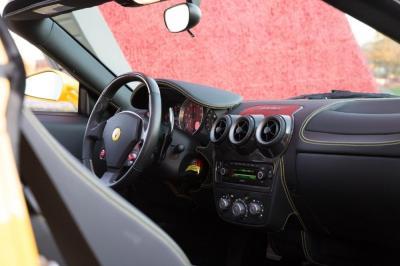 Used 2008 Ferrari F430 Spider Used 2008 Ferrari F430 Spider for sale Sold at Cauley Ferrari in West Bloomfield MI 40