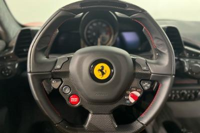 Used 2015 Ferrari 458 Speciale Used 2015 Ferrari 458 Speciale for sale Sold at Cauley Ferrari in West Bloomfield MI 28