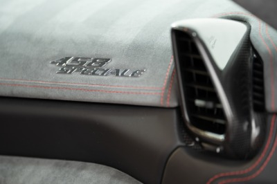Used 2015 Ferrari 458 Speciale Used 2015 Ferrari 458 Speciale for sale Sold at Cauley Ferrari in West Bloomfield MI 42