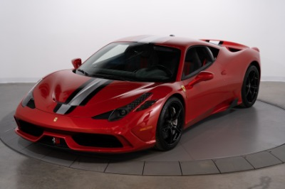 Used 2015 Ferrari 458 Speciale Used 2015 Ferrari 458 Speciale for sale Sold at Cauley Ferrari in West Bloomfield MI 45