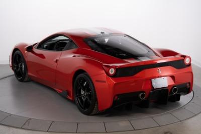 Used 2015 Ferrari 458 Speciale Used 2015 Ferrari 458 Speciale for sale Sold at Cauley Ferrari in West Bloomfield MI 46