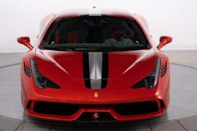 Used 2015 Ferrari 458 Speciale Used 2015 Ferrari 458 Speciale for sale Sold at Cauley Ferrari in West Bloomfield MI 48