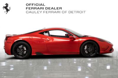 Used 2015 Ferrari 458 Speciale Used 2015 Ferrari 458 Speciale for sale Sold at Cauley Ferrari in West Bloomfield MI 5