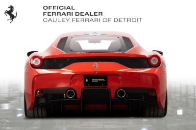 Used 2015 Ferrari 458 Speciale Used 2015 Ferrari 458 Speciale for sale Sold at Cauley Ferrari in West Bloomfield MI 7
