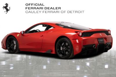 Used 2015 Ferrari 458 Speciale Used 2015 Ferrari 458 Speciale for sale Sold at Cauley Ferrari in West Bloomfield MI 8