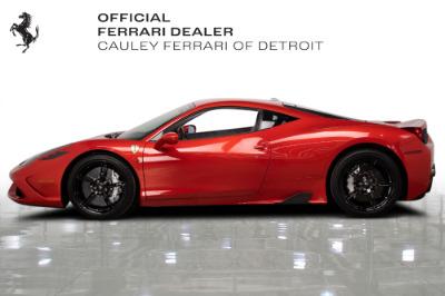 Used 2015 Ferrari 458 Speciale Used 2015 Ferrari 458 Speciale for sale Sold at Cauley Ferrari in West Bloomfield MI 9
