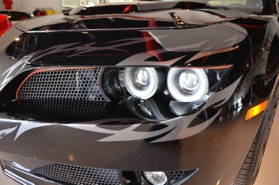 Used 2011 Chevrolet Camaro FireBreather Used 2011 Chevrolet Camaro FireBreather for sale Sold at Cauley Ferrari in West Bloomfield MI 23