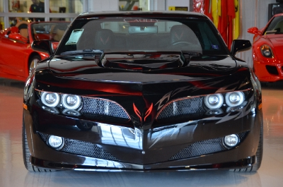 Used 2011 Chevrolet Camaro FireBreather Used 2011 Chevrolet Camaro FireBreather for sale Sold at Cauley Ferrari in West Bloomfield MI 4