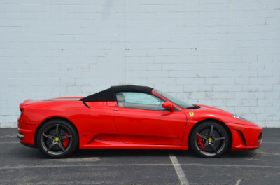 Used 2007 Ferrari F430 F1 Spider Used 2007 Ferrari F430 F1 Spider for sale Sold at Cauley Ferrari in West Bloomfield MI 15