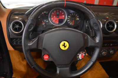 Used 2007 Ferrari F430 F1 Spider Used 2007 Ferrari F430 F1 Spider for sale Sold at Cauley Ferrari in West Bloomfield MI 38