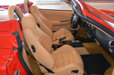 Used 2007 Ferrari F430 F1 Spider Used 2007 Ferrari F430 F1 Spider for sale Sold at Cauley Ferrari in West Bloomfield MI 54