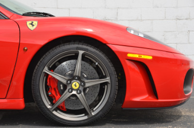 Used 2007 Ferrari F430 F1 Spider Used 2007 Ferrari F430 F1 Spider for sale Sold at Cauley Ferrari in West Bloomfield MI 60