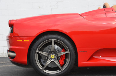 Used 2007 Ferrari F430 F1 Spider Used 2007 Ferrari F430 F1 Spider for sale Sold at Cauley Ferrari in West Bloomfield MI 62