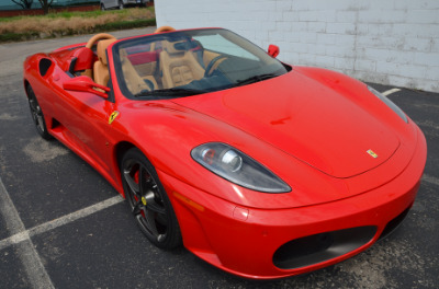 Used 2007 Ferrari F430 F1 Spider Used 2007 Ferrari F430 F1 Spider for sale Sold at Cauley Ferrari in West Bloomfield MI 63