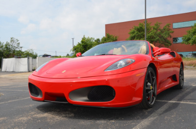 Used 2007 Ferrari F430 F1 Spider Used 2007 Ferrari F430 F1 Spider for sale Sold at Cauley Ferrari in West Bloomfield MI 65