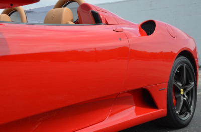 Used 2007 Ferrari F430 F1 Spider Used 2007 Ferrari F430 F1 Spider for sale Sold at Cauley Ferrari in West Bloomfield MI 70