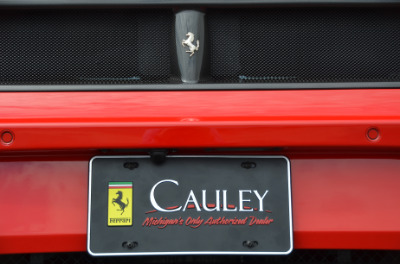 Used 2007 Ferrari F430 F1 Spider Used 2007 Ferrari F430 F1 Spider for sale Sold at Cauley Ferrari in West Bloomfield MI 71