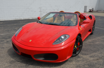 Used 2007 Ferrari F430 F1 Spider Used 2007 Ferrari F430 F1 Spider for sale Sold at Cauley Ferrari in West Bloomfield MI 78