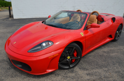Used 2007 Ferrari F430 F1 Spider Used 2007 Ferrari F430 F1 Spider for sale Sold at Cauley Ferrari in West Bloomfield MI 79