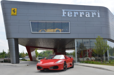 Used 2007 Ferrari F430 F1 Spider Used 2007 Ferrari F430 F1 Spider for sale Sold at Cauley Ferrari in West Bloomfield MI 81