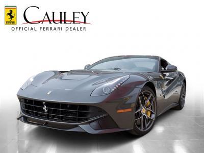 Used 2016 Ferrari F12berlinetta Used 2016 Ferrari F12berlinetta for sale Sold at Cauley Ferrari in West Bloomfield MI 9