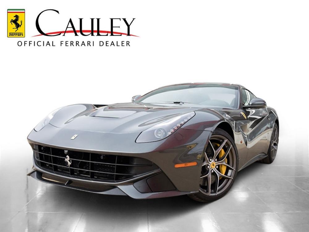 Used 2016 Ferrari F12berlinetta