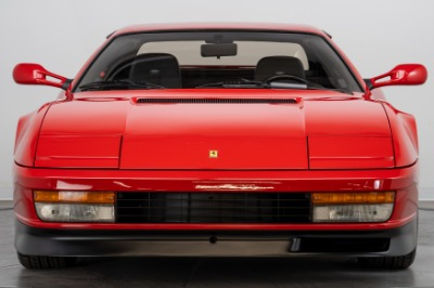 Used 1989 Ferrari Testarossa Used 1989 Ferrari Testarossa for sale Sold at Cauley Ferrari in West Bloomfield MI 10