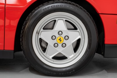 Used 1989 Ferrari Testarossa Used 1989 Ferrari Testarossa for sale Sold at Cauley Ferrari in West Bloomfield MI 14