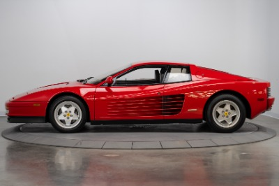 Used 1989 Ferrari Testarossa Used 1989 Ferrari Testarossa for sale Sold at Cauley Ferrari in West Bloomfield MI 4