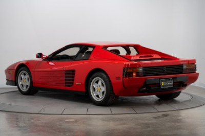 Used 1989 Ferrari Testarossa Used 1989 Ferrari Testarossa for sale Sold at Cauley Ferrari in West Bloomfield MI 5