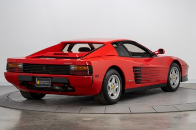 Used 1989 Ferrari Testarossa Used 1989 Ferrari Testarossa for sale Sold at Cauley Ferrari in West Bloomfield MI 7