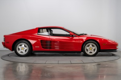 Used 1989 Ferrari Testarossa Used 1989 Ferrari Testarossa for sale Sold at Cauley Ferrari in West Bloomfield MI 8